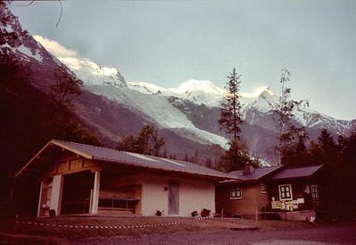 Camping Chamonix