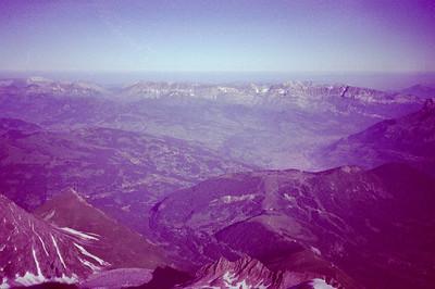 Refuge du Couter, 3786 meter