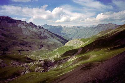 Col de la Bonette, 2956 meter