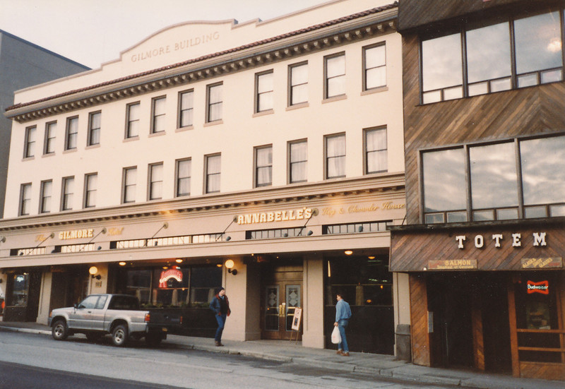 Annabelle's, where we stayed in Ketchikan