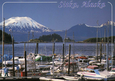 View of Sitka