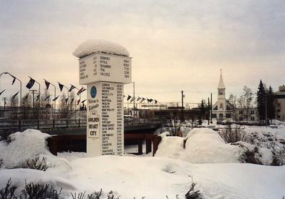 In Fairbanks