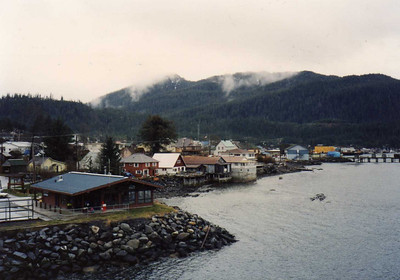 View of Wrangell