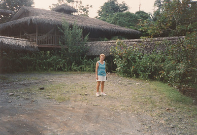 Scenes at Selva Verde, where we stayed in tree houses in a rain forest