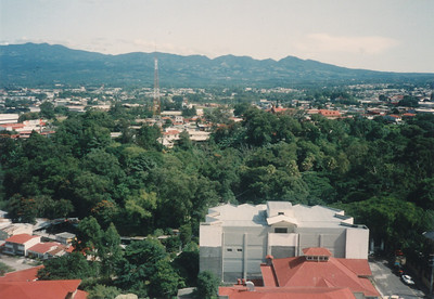 Partial View of San Jose from Jade Museum