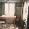 Shed where Dylan Thomas (Welsh poet) wrote his poetry