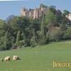 a Somerset castle, Dunster