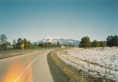 Humphreys Peak--highest in Arizona
