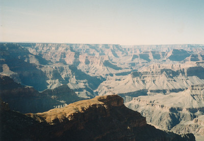 View from West Rim