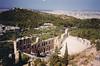 Odeon of Herodes Atticus--ancient ampitheatre