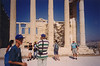 Euchtheum--another famous ruin on the Acropolis