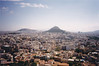 A view of Athens--very densely populated