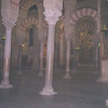 Part of the 8th, 9th, and 10th century Mosque of the Caliphs--later a Catholic cathedral