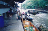 At the dock at the Floating Market at Damnernsaduak (65 miles southwest of Bangkok)