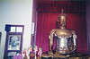 Golden Buddha statue (5 1/2 tons)