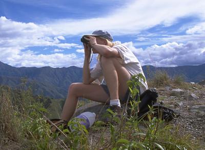 Nancy Vilcabamba, Ecuador