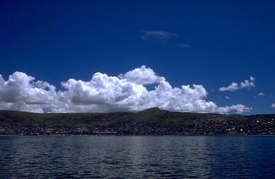 Lake Titicaca Puno, Peru