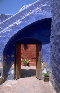 Convento de Santa Catalina Arequipa, Peru