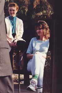 Vadis & Carole Walls