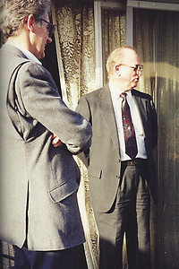 Larry Vollenweider & Gene Smith
