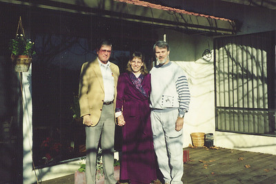Stan & Sharon Smith with Dwaine