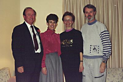Gene & Carol Lee Smith, Vadis & Dwaine