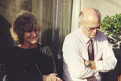 Mavis Butler & Gene Smith