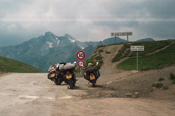 1992 - Alps