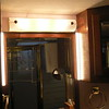 "Added some LED ""shaving lights"" on the sides of the bathroom mirror."