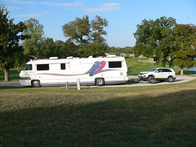 Holiday COE Park, Benbrook Lake, TX. (Sept, 2014)
