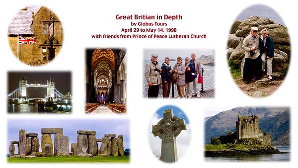 1998 British Tour