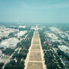View of Capitol from Washington Monument