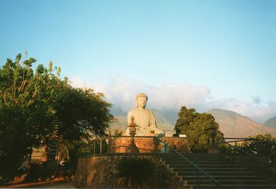 0530 - Lahaina, Buddhist Temple