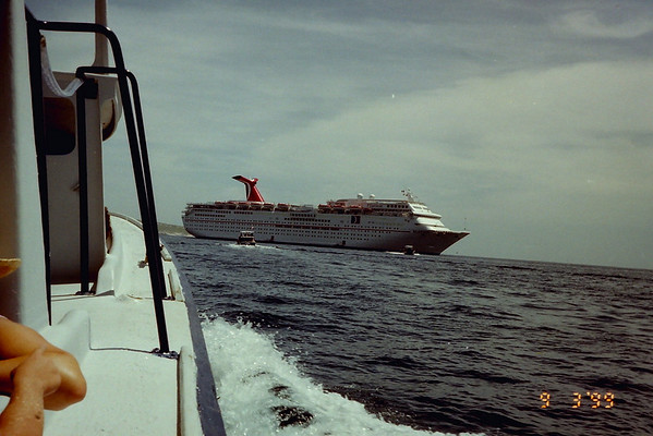 1999 - Mexican Riviera Cruise