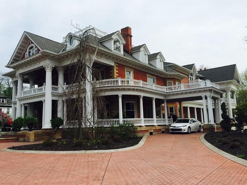 Sebring Mansion and Spa