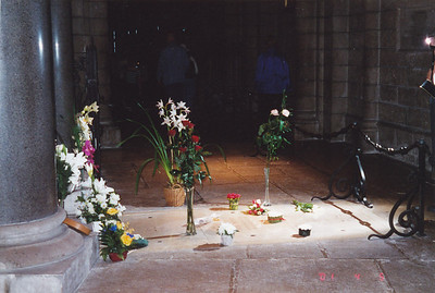Grace's crypt in the Cathedral