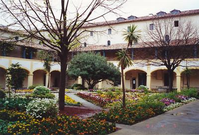Espace Van Gogh--former hospital where artist Van Gogh was a patient in 1888-89
