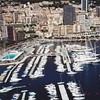 Views of Monte Carlo and Harbor.  Monaco covers less than 1 sq. mi.