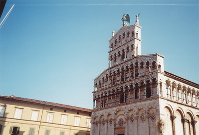 Church of San Michele, Lucca