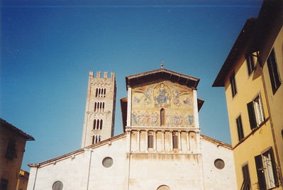 Cathedral of San Martino--dates back to 1060