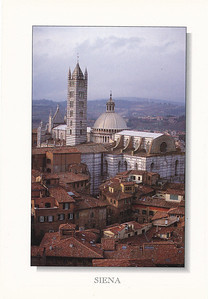 Siena--Cathedral from 12th Century