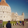 Pisa Cathedral--contains many artifacts, including Galileo's Lamp