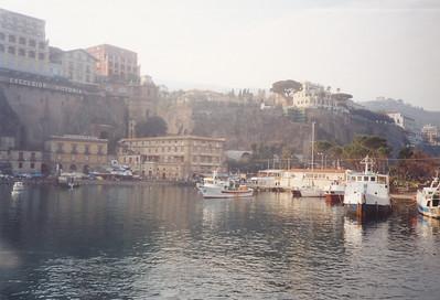 A view of Isle of Capri