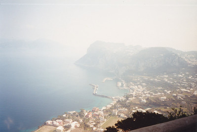 A view from Anacapri