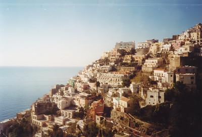 On the Amalfi Coast Drive