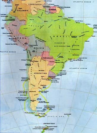 South America--2004