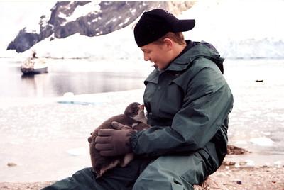 2001-01 Antarctic Peninsula - EDC Penguin Encounter