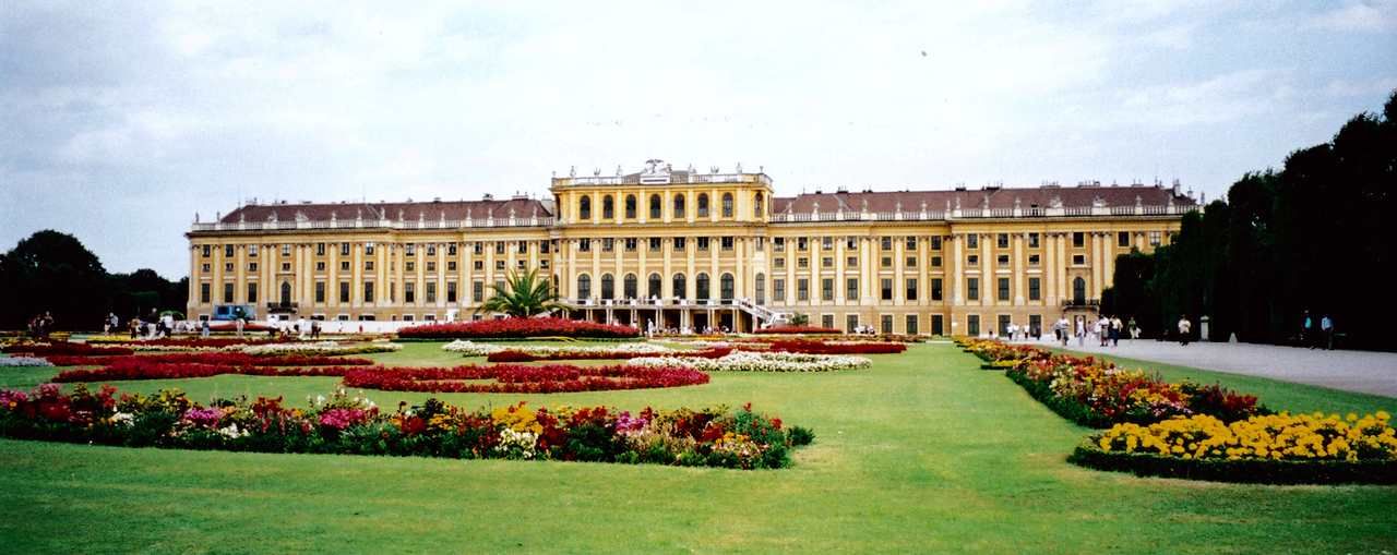 VIENNA: Schonbrunn Palace - The Versailles of Vienna.