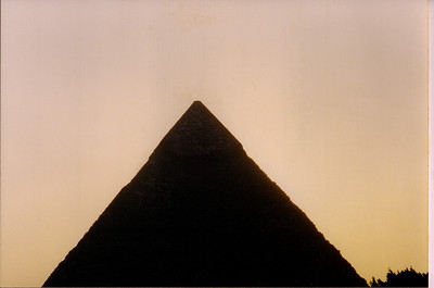 Taken on my trip to Egypt in the spring of 2001. I went to the night show in Russian (at least I think) it didn't make sense, but it looked good.