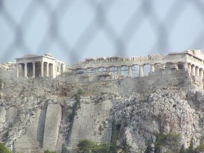 00004 Athens Acropolis from Plaka